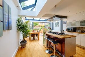 side kitchen extension Cool Buildings Ealing